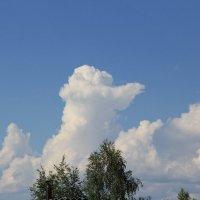 Небеса над Байкалом. :: Андрей
