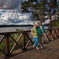 Мы с дочкой :: Игорь Зайцев