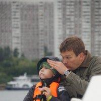 Отец и сын :: Алексей Мазуркин