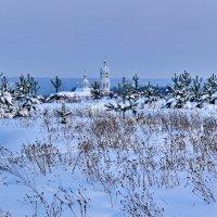 Зима. :: Анатолий Борисов