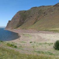 Наблюдая за берегом :: Сергей Карцев