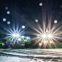 Ночь в степях Казахстана :: Сергей Виговский