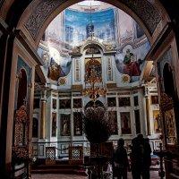 Вербное воскресение :: Владимир Воробьев