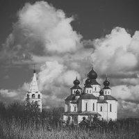Облака :: Алексей Карамохин