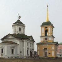 Церковь Спаса Всемилостивого в Кускове :: Александр Качалин
