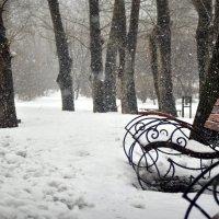 последний снег :: Светлана Абатурова