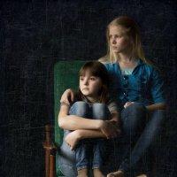 Две сестры :: oleg Golubtcov