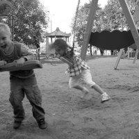 детская площадка :: Максим Должанский