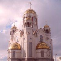 Храм на Крови :: Жанна Тютюева