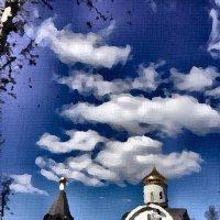 Вербное воскресенье :: Алексей Шаповалов