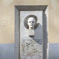 Псков и Ленин... :: Владимир Павлов