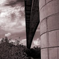 У моста :: Сергей Тарабара