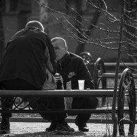 разговор по душам :: Андрей Пашков