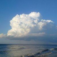 Снежное облако :: Михаил Юрин