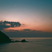 Рассвет у моря :: Лидия Цапко