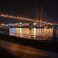 мост ночью :: Анастасия Трухина