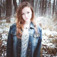 Зимний портрет :: Darya Korobova