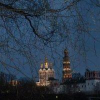 Монастырь. :: Tatiana Tutatchikova
