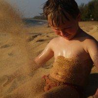 Счастье для ребенка :: Анна Антипина