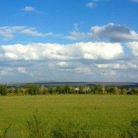 ... холмы и равнины, леса и поля! :: Лидия Мамаева