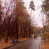 Осень :: Жанна Тютюева