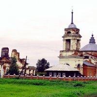 церковь :: Александр Пиняев