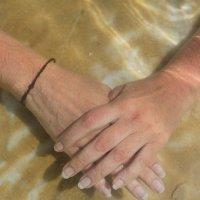живая вода Мёртвого моря :: Татьяна Сухова