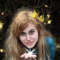 Лесное чудо :: Мария Шатрова