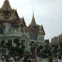 Дворец королей Тайланда (сейчас не действует) :: Anton Сараев