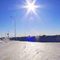 Лёд и солнце, тоска и любовь... :: Борис Иконников