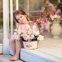 Цветущий сад :: Элина Курмышева