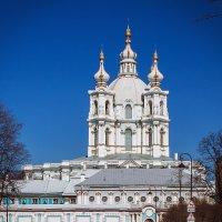 Смольненский собор :: Dmitriy Skiy