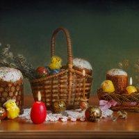 С праздником святой Пасхи!!! :: Марина Соколова