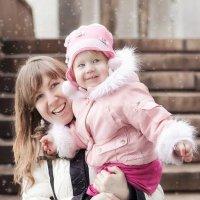 Ирина и Стешка :: Anna Lipatova