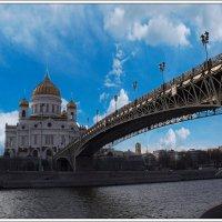 Собор Христа Спасителя. Москва :: Рамиль Хамзин