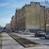 Прогулки по городу. :: Anton Lavrentiev