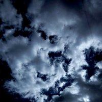 Манящее небо апреля... :: Павел Зюзин