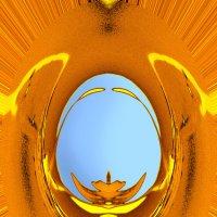 Яйцо синей птицы :: Валерий Талашов