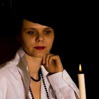 свеча горела на столе... :: Сергей M