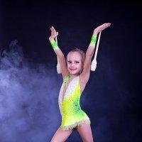 Гимнастка :: Вера Лазарева