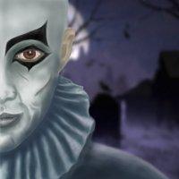 Темная сторона  Пьеро :: Елизавета Рыбка