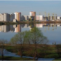 Окраина :: Ефим Черноглаз