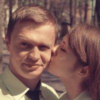 Вадя и Натаха :: Сергей Томашев