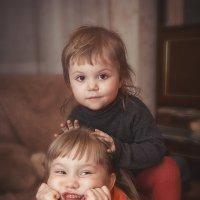 Сестренки :: Алена Шпинатова