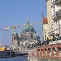 Строящийся Берлин :: Юрий Соколов