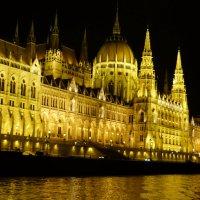 Здание парламента в Будапеште. :: Инна C