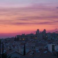 Вышел вечером на балкон покурить... :: Вячеслав Мишин