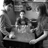 Шахматная партия :: Виктория