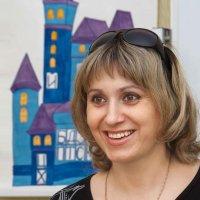 Любимая учительница :: Дарья Казбанова