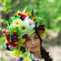 Лесная принцесса :: Elyorjon Nematov